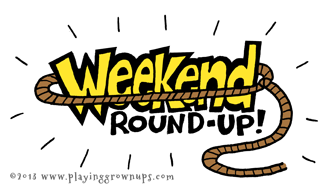 8e12a4158e4 Weekend Round-Up, Procrastination Ends & Exercise Begins
