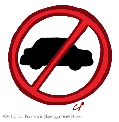 Exercise Weekly Challenge #4: WALK, Don't Drive! | Playing ...