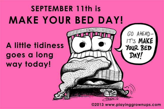 9-11-MakeYourBedDay