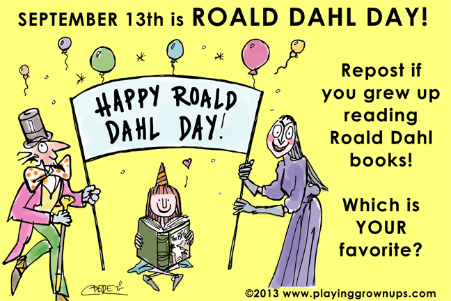 9-13-RoaldDahlDay
